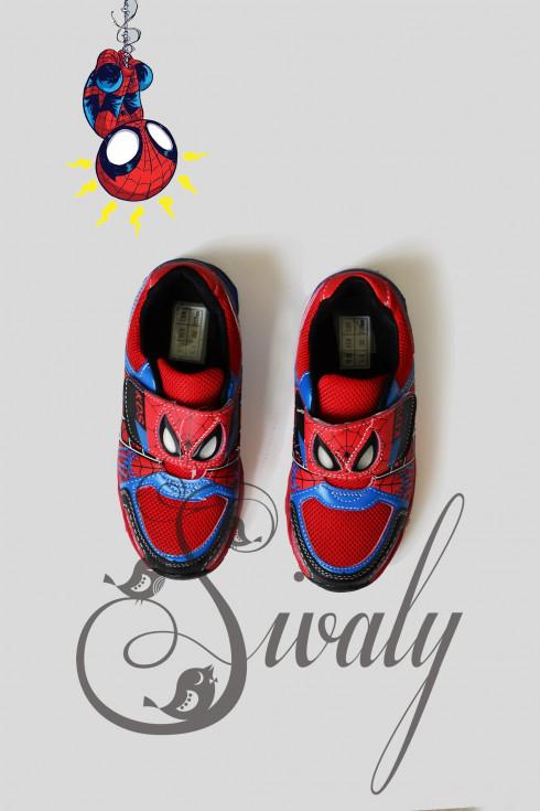 """Кроссовки """"Spider Man"""""""