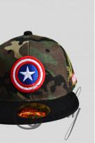 "Бейсболка ""Captain America"""