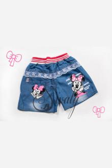 """Шорты джинсовые """"Minnie Mouse"""""""