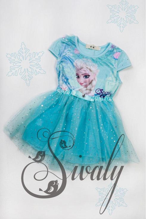 """Платье """"Frozen"""""""