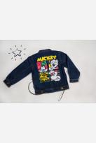 "Куртка джинсовая ""Mickey Mouse"""