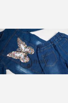 """Комплект джинсовый """"Butterfly"""""""