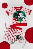 """Костюм с юбкой """"Mickey Mouse"""""""