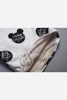 """Свитшот """"Mickey Mouse"""" на меху"""
