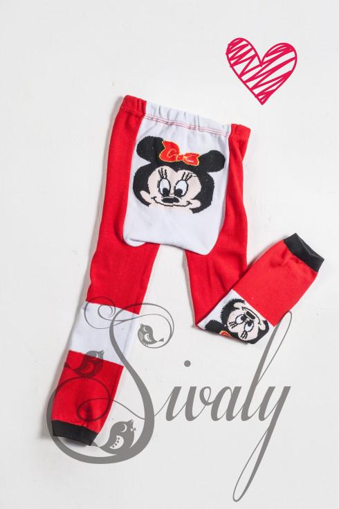 "Лосины ""Minnie Mouse"""