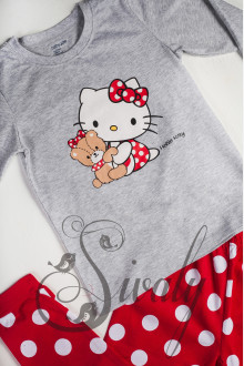 "Пижама ""Hello Kitty"" в горошек"