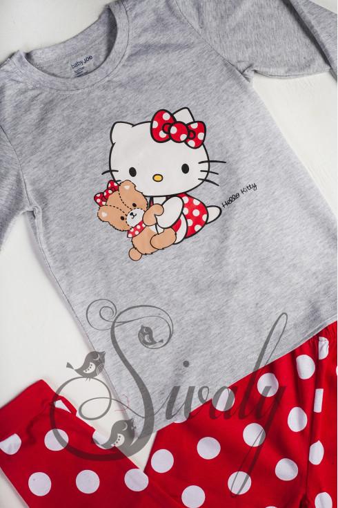 "Пижама ""Hello Kitty"" в горошек"