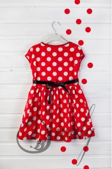 """Платье """"Красный горошек"""""""