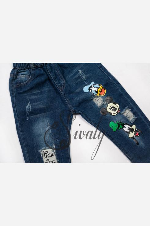"""Штаны джинсовые """"Disney Heroes"""""""