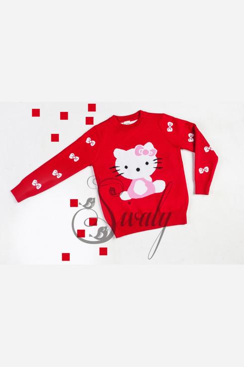 "Свитер ""Hello Kitty"""