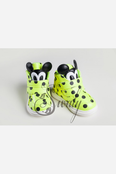 """Кроссовки """"Mickey Mouse"""""""