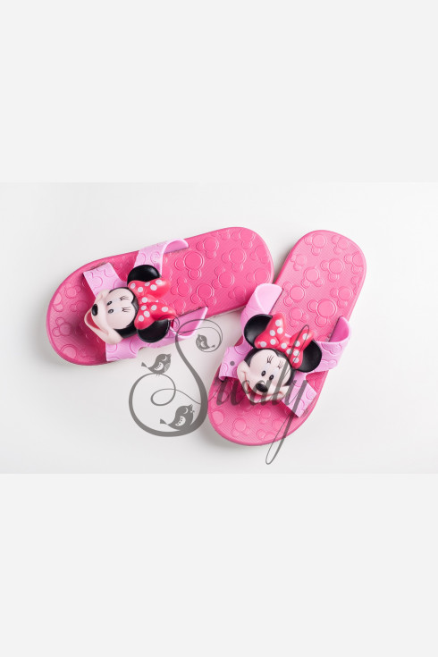 "Шлепки ""Minnie Mouse"""